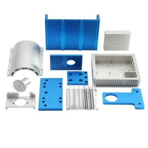 Fraisage CNC personnalisée en usine de haute qualité de fabrication de pièces d'usinage CNC Boîtier en aluminium de machines d'usinage CNC partie