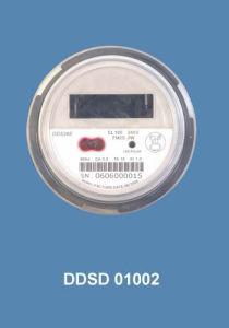 Однофазный многофункциональный случай метра (DDSD 01002)