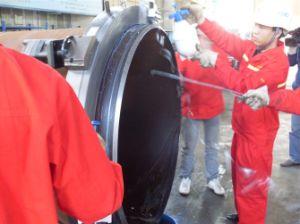 Preparação de solda do tubo/ Corte e máquina de biselamento (DSI/ISF)