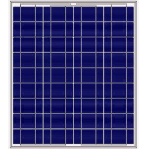 polykristalliner Sonnenkollektor 250w