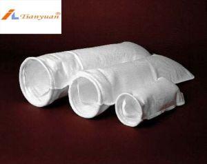 Жидкий мешок фильтра фильтр тканью с уплотнительными кольцами из нержавеющей стали