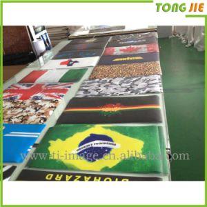 デジタルによって印刷されるカスタム多彩な屋外のビニールの旗