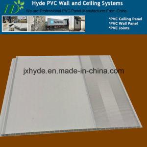 Panneau mural matériau PVC PVC décoration murale Tile