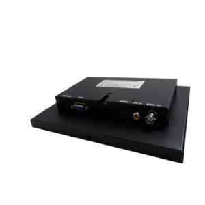 Venda a quente BNC HD VGA 10 polegadas LCD Monitor HDMI Monitor CCTV