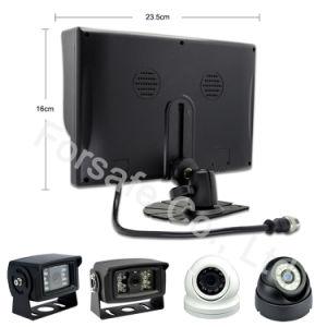 9  Rearview Camera van de Auto van de Monitor IP69K van de Mening van de Vierling Ahd de Waterdichte Mist voor de Veiligheid van de Visie van de Uitloper