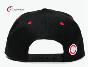 Snapback moda Hat com logotipo Bordado 3D