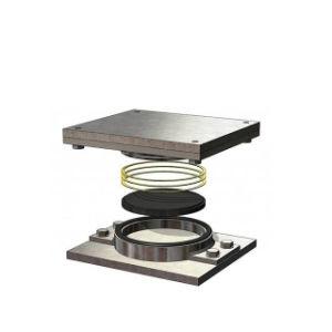 Flexibilidade de rotação do rolamento do Potenciômetro da Ponte Móvel bidireccional