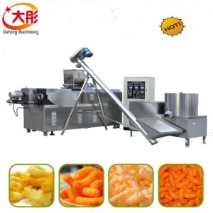 Hauch-Imbiss-Nahrungsmittelmaschinen-Extruder