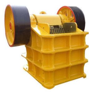 Завод дробилки челюсти камня конкретного блока (PE400X600)