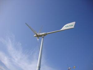 Зеленый энергии ветряной мельницы генератор питания системы