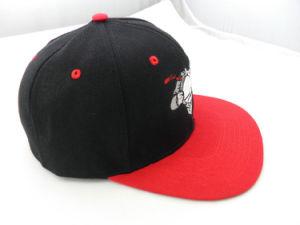 方法赤い合われた刺繍の急な回復の帽子