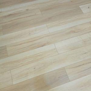 Resistente al agua el medio ambiente durable mosaico de madera flotante pavimento de tierra para el hogar