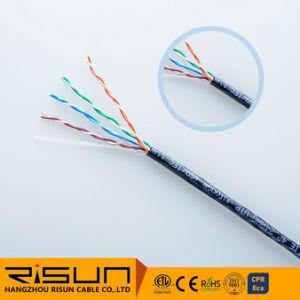 precio de fábrica UTP Cat5e Cable LAN