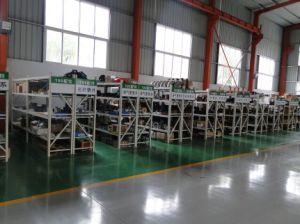 Esportazione raffreddata ad acqua del gruppo elettrogeno del gas di carbone 250kw in Russia