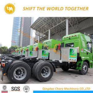 De Vrachtwagen van de Tractor van Shacman F2000 6X4 met Motor 340HP Weichai