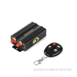 Inseguitore superiore di GPS dell'automobile del raccoglitore di vendita con l'allarme basso T103b della batteria