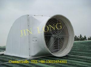 Kegel 1460mm van Fibergladss FRP van de ventilatie de Ventilator van de Uitlaat voor Gevogelte/Serre/Pakhuis