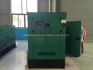 65kVA無声ディーゼル発電機の価格-動力を与えられるパーキンズ(1104A-44TAG1) (GDP65*S)