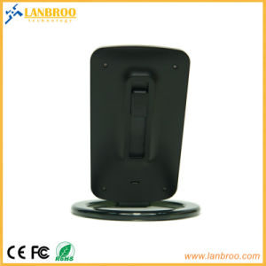 Venta caliente Qi Cargador Dock inalámbrico para teléfonos inteligentes/Apple iPhone 8/X