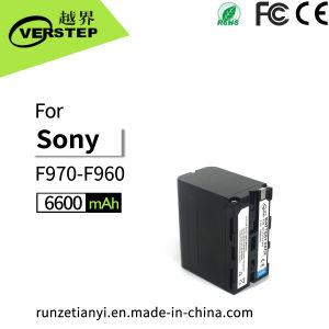 ソニーNpF960 F970のための工場Direct Sale DIGITAL CameraかCamcorder Battery