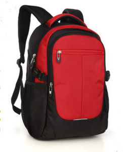 Sacola de moda de bolsas de estudantes da Escola de mochila portátil de Viagem