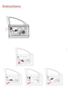 Grwa著自動予備品の電気吸引のドア