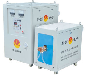 IGBT 냉각하는 큰 샤프트를 위한 고주파 유도 가열 기계 로를 부드럽게 하기