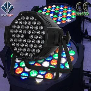 Hi-Power 54X3W de luz LED PAR etapa puede