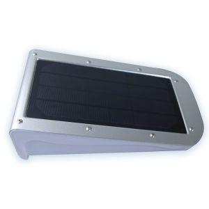 屋外の太陽LEDの庭の壁ライト太陽動きセンサーライト