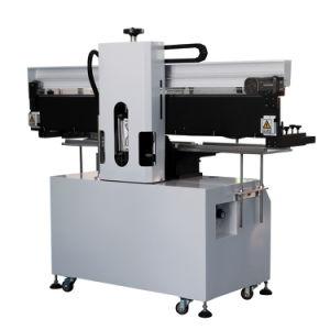 기계장치를 인쇄하는 고명한 상표 반 자동 스크린