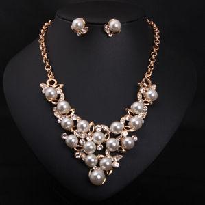 De elegante Gesimuleerde Reeksen van de Juwelen van de Parel Bruids