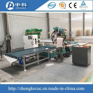 Mobiliário de painéis de Roteador produtoras CNC