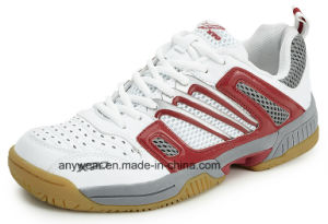Calzado de squash Tenis de mesa bádminton zapatillas Zapatos para hombres y mujeres (808)