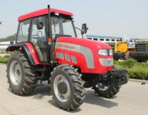 80HP 90HP фермы колеса сельскохозяйственной статистике сельского хозяйства в нескольких минутах ходьбы сад фотон Lovol дизельного двигателя трактора с маркировкой CE и ОЭСР