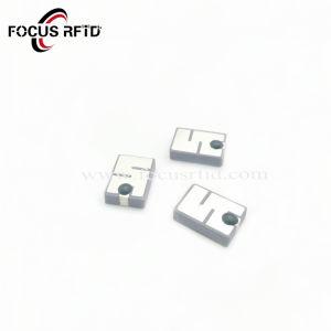 후에 제조 접착성 반대로 금속 RFID 꼬리표