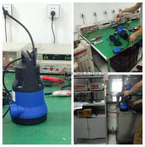 Gp400 Jardín campo eléctrico 400W bomba sumergible de plástico