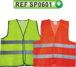 熱い販売のVisiblityの高い標準的な安全反射ベスト(SP0601)
