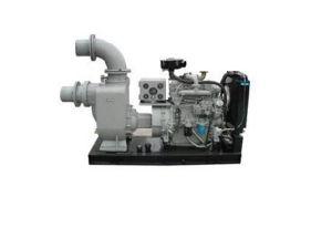 Tipo pompa per acque luride di Xbc del motore diesel di Auto-Aspirazione