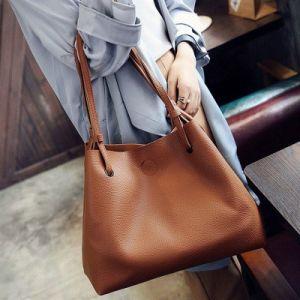 형식 숙녀 끈달린 가방 숙녀 부대 PU 핸드백 디자이너 핸드백 여자 부대 쇼핑 백 선전용 부대 (WDL0388)