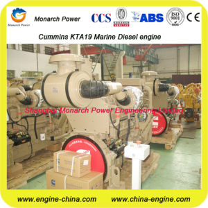 Motore marino approvato Kt19-M-470 del Ce per il peschereccio