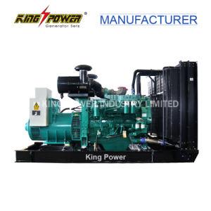 AC Diesel Generator In drie stadia met Water/Gekoelde Lucht