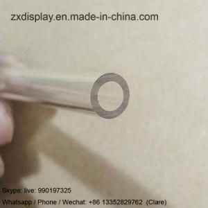 Clair PMMA de 15 mm de diamètre du tuyau en acrylique