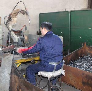 Kaltgewalzte Stahlunterseite Soem-Merid Fertigung mit dem Stempeln des Prozesses