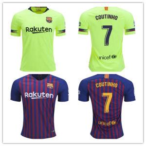 058b62a7d66b15 Homens Mulheres jovens Barcelona Camisolas 7 Philippe Coutinho ...