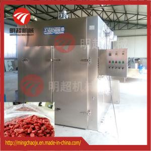 Aço inoxidável equipamento de secagem de ar quente do secador de alimentos