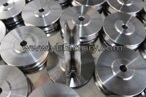 높은 정밀도 주문을 받아서 만들어진 CNC 기계로 가공 알루미늄 폴리