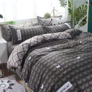 1700人のエジプト人の品質によってブラシをかけられるMicrofiberのタケの寝具