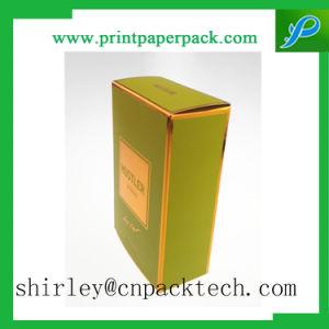 특유한 주문 Skincare/화장품/상자를 포장하는 향수 선물