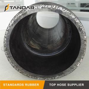 Industriais flexíveis de alta pressão do tubo de borracha de colocação de betão