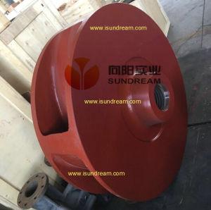 Cascalho Areia cromado alta da bomba de dragagem para Draga com certificação ISO9001